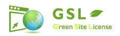 GSL|WEBサイトをカーボンオフセット